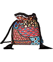 Alice + Olivia - Rope Embellished Pouch