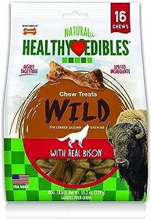 Nylabone Healthy Edibles Wild Flavors Dog Chew Treat Bones   Small, Medium, Large