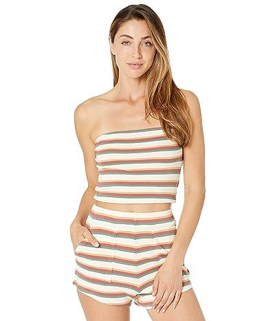 Volcom Dance Stripes Tube Top Women