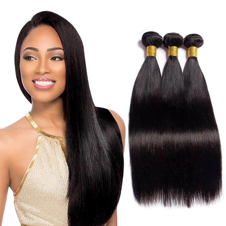 Rebasar Brazilian Straight Human Hair 20 Bundles New product!! Max 68% OFF Inch 3