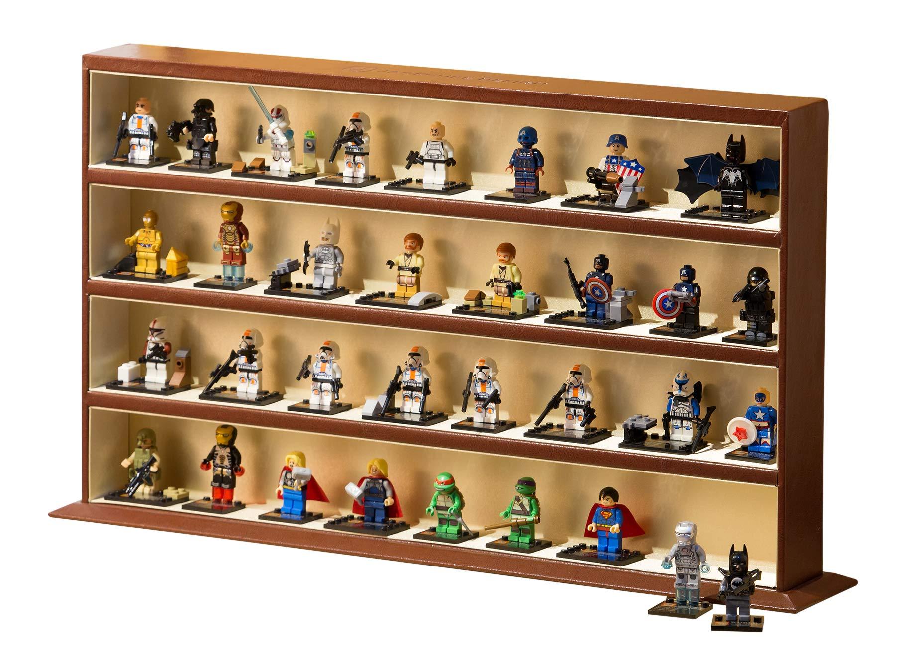 JackCubeDesign Minifigures Display Storage Organizer