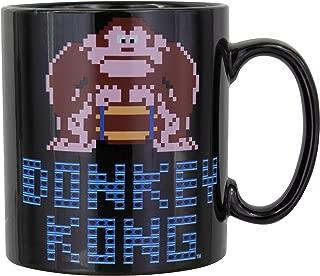Classic Donkey Kong Arcade Oversized Coffee Mug - Vintage Mario Arcade Game Mug