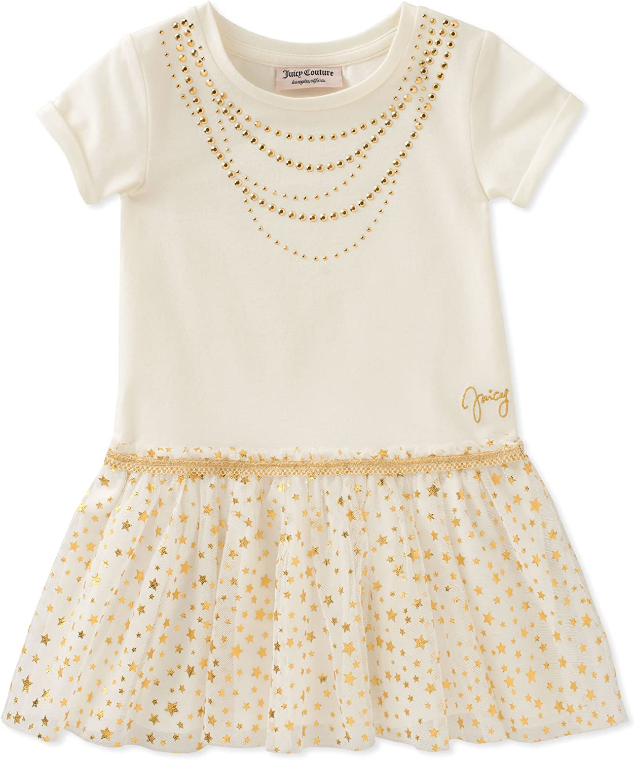 Juicy Couture Girls' Casual Dress