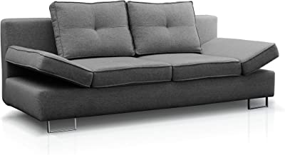 Amazon.com: Off White Sofa | EICHHOLTZ Vista Grande | Beige ...