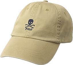 Classic Sport Skull Chino Hat