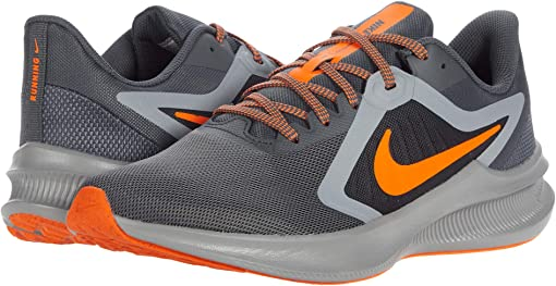 Iron Grey/Total Orange/Particle Grey