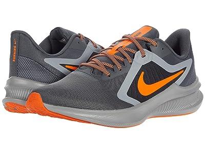 Nike Downshifter 10 (Iron Grey/Total Orange/Particle Grey) Men