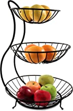 large tiered fruit stand