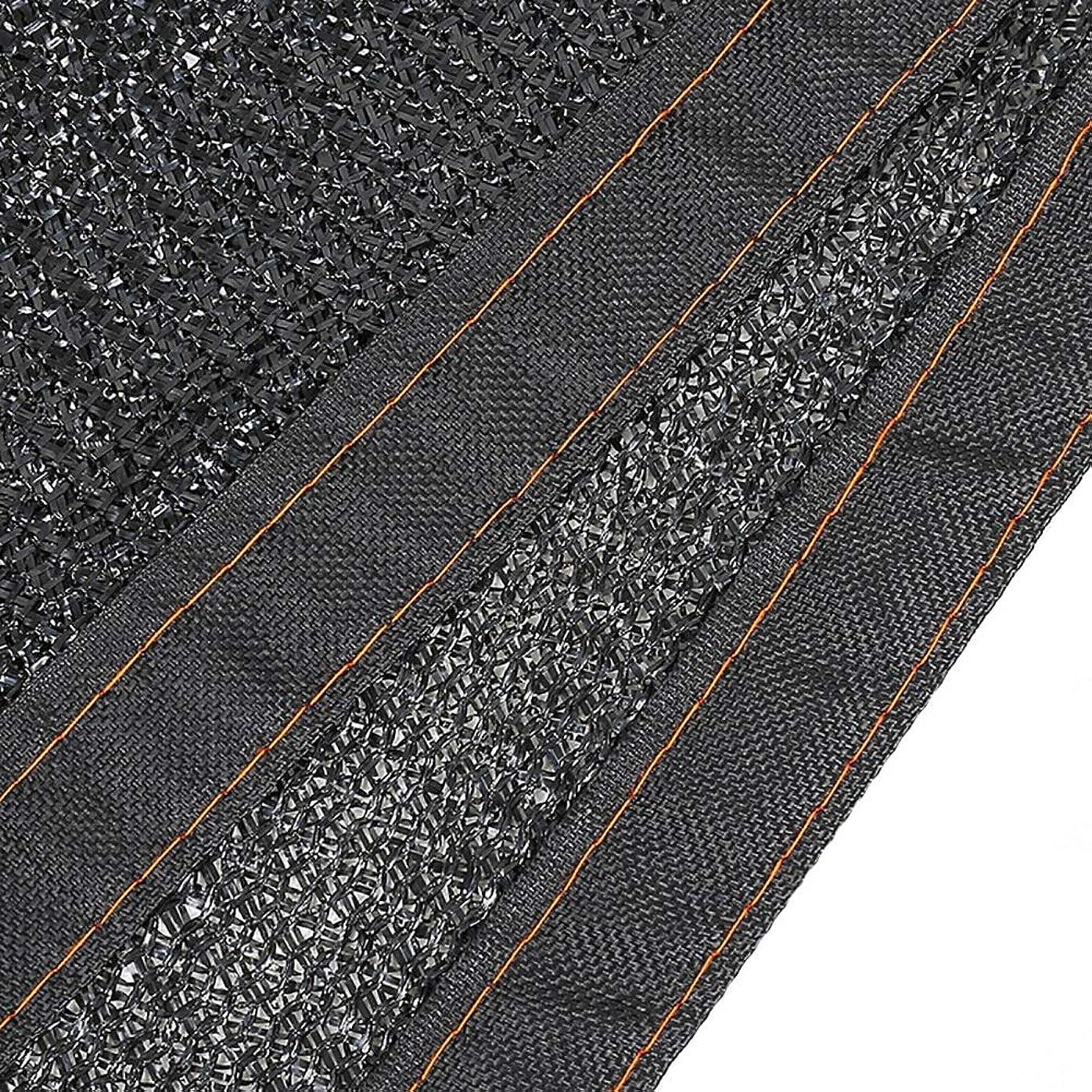販売計画カウントアップ懸念園芸用ネット グロメットが付いている黒いパーゴラの陰の布、池/納屋/犬小屋/プールのための85%の日焼け止めの紫外線抵抗力がある庭の網、頑丈 (Size : 4×8M)