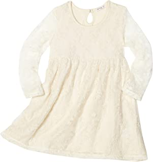 Little Ella 女婴仙女蕾丝连衣裙