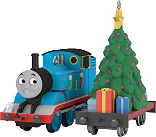 Hallmark Keepsake Christmas Year-Dated Thomas The Tank Engine A Tree Train Ornament, Set of 2