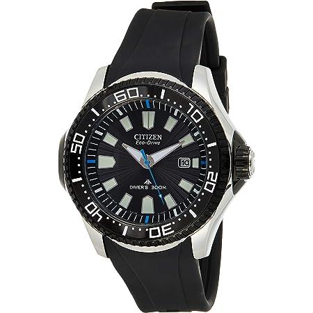 Citizen Eco-Drive Men's Analog Diver's Watch BN0085-01E