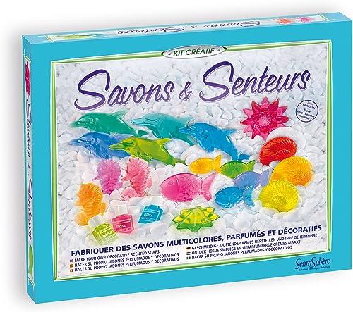 Distrifun (Sento) - Loisirs créatifs - Secret de fabrication du savon