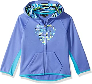 Under Armour Girls' Fleece Full Zip Hoodys