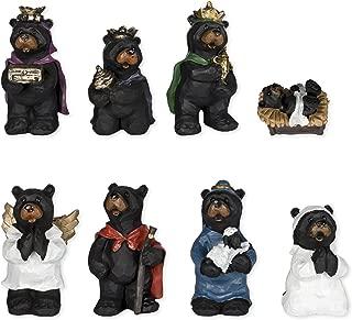 Best bear nativity set Reviews