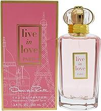 Oscar De La Renta Live In Love Paris, 100 ml
