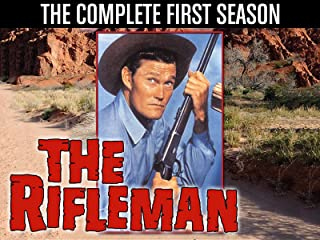 chuck connors the rifleman rifle