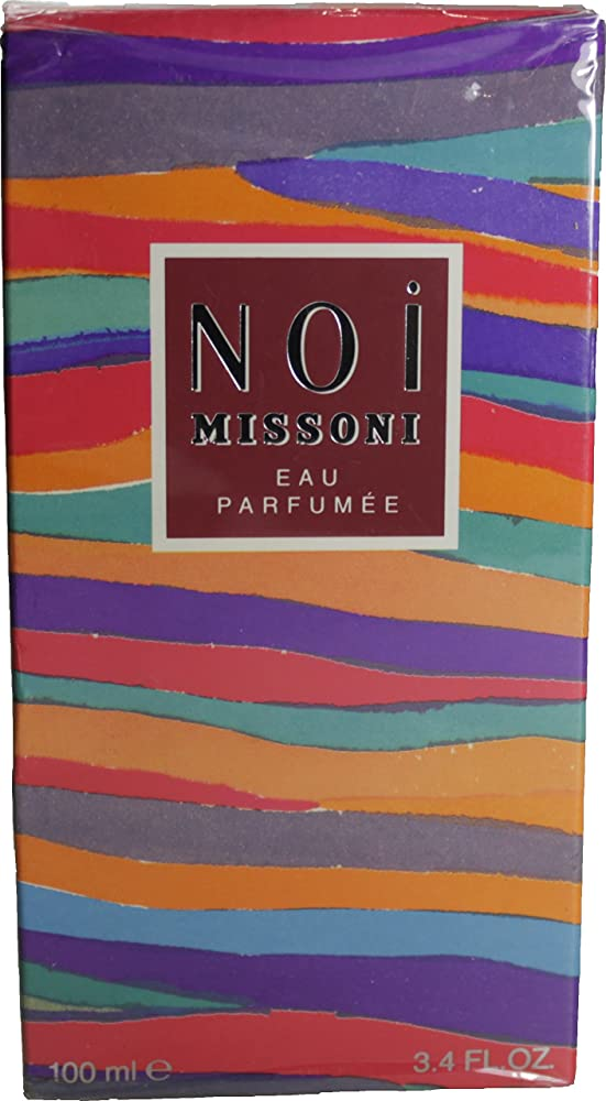 Missoni noi  splash , eau de parfum da donna 100 ml NOI_MIS100
