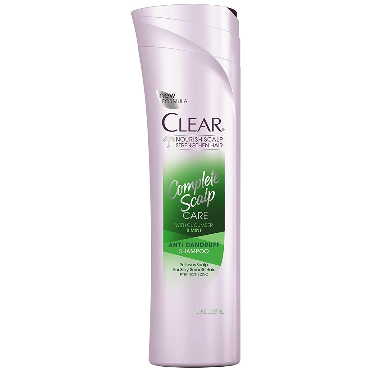 信頼できるカトリック教徒気晴らしCLEAR SCALP & HAIR BEAUTY THERAPY Anti-Dandruff Shampoo, 12.9 Fluid Ounce by Clear