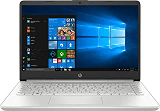 """2021 Newest HP 14"""" HD Touch-Screen Laptop Computer, Intel Core i3-1115G4 Processor, 8GB DDR4, 256GB PCIe NVMe SSD, Webcam,..."""