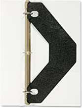 Avery 75225 Triangle Shaped Sheet Lifter for Three-Ring Binder, Black (Pack of 2)