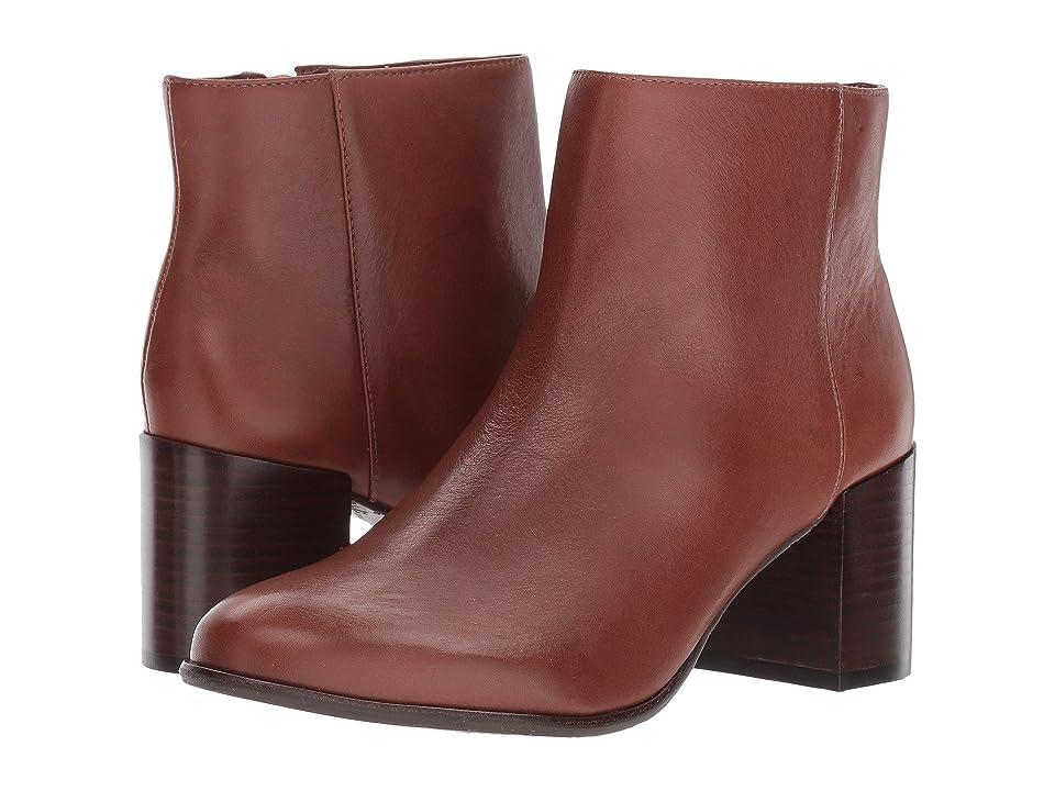 Johnston & Murphy Finley (Chestnut Leather) Women