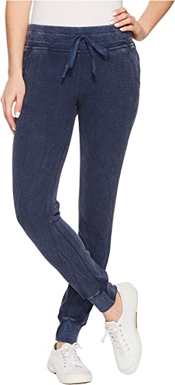 Allen Allen - Box Thermal Cuff Bottom Skinny Pants