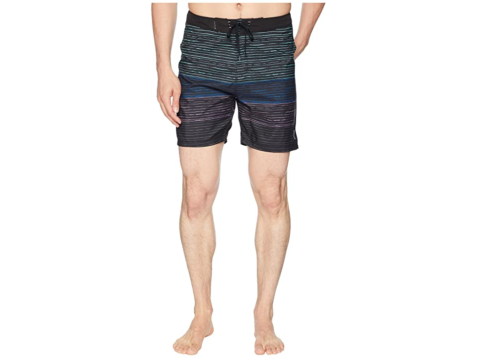 Hurley Trailblaze 18 Boardshorts (Black) Men