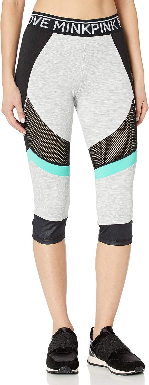 MINKPINK Women's Elevation 3/4 Leggings