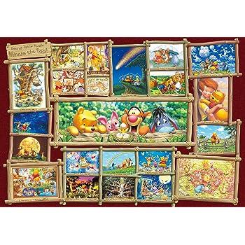 2000ピース ジグソーパズル ジグソーパズルアート集 くまのプーさん ぎゅっとシリーズ (51x73.5cm)