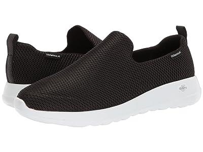 SKECHERS Performance Go Walk Max (Black/White) Men