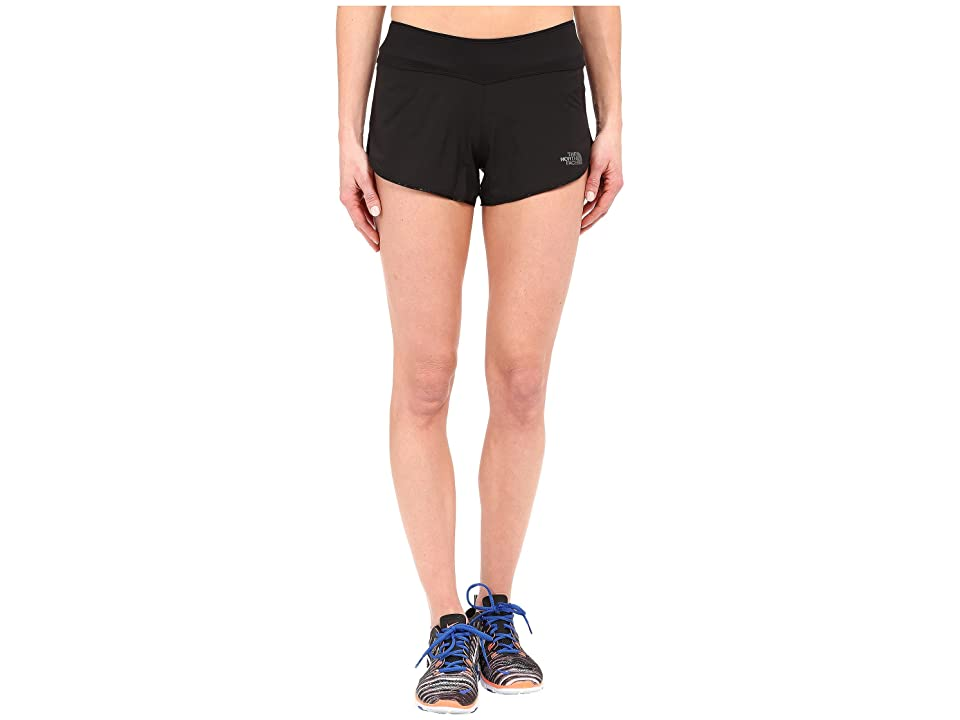 The North Face Better Than Nakedtm Split Shorts (TNF Black (Prior Season)) Women
