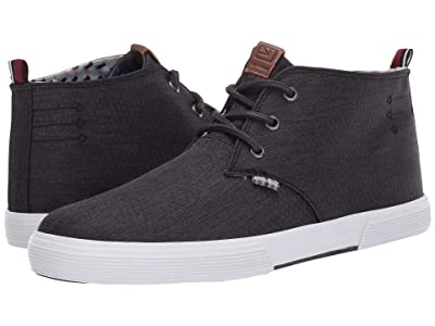 Ben Sherman Bradford Chukka (Black/Hexagon) Men