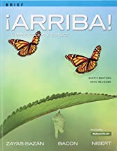 ¡Arriba!: comunicación y cultura, Brief Edition, 2015 Release; MyLab Spanish with Pearson eText -- Access Card; Oxford New Spanish Dictionary (6th Edition)