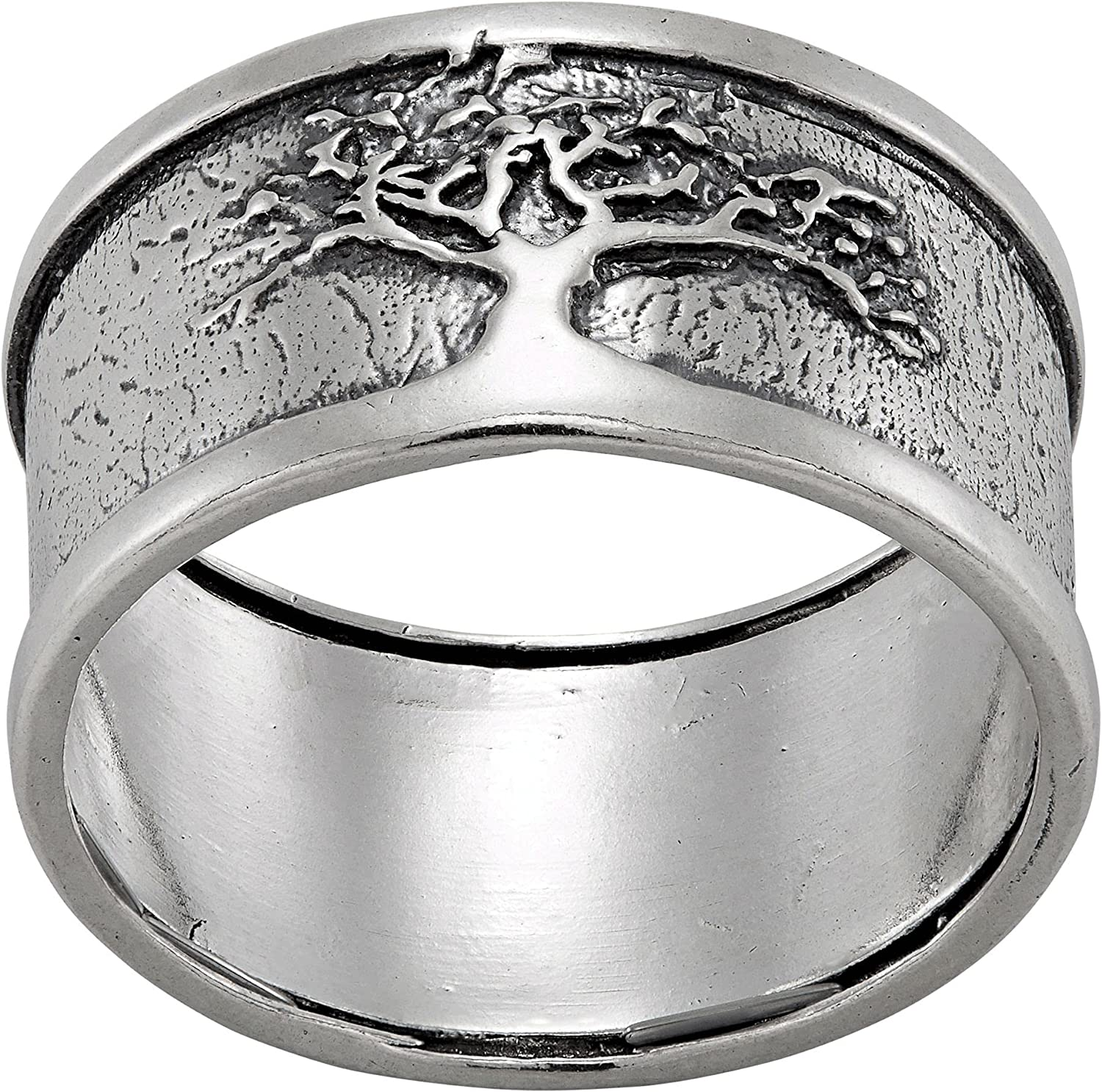 Silpada 'Tree Super Special SALE held of Life' Band Sterling in Ranking TOP18 Ring Silver
