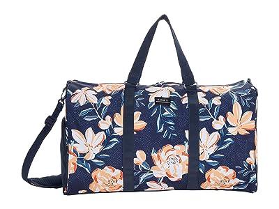 Roxy Pumpkin Spice Duffel Bag (Mood Indigo Happy Day) Duffel Bags