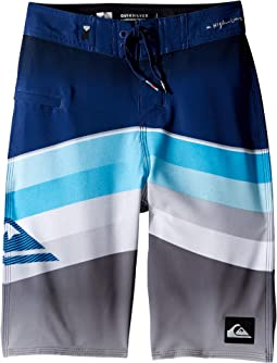 Highline Slab Boardshorts (Big Kids)