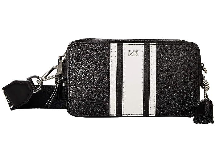 0afbdeb990 MICHAEL Michael Kors Small Camera Bag. $228.00. Product View. Video. MAIN.  Black/Optic White