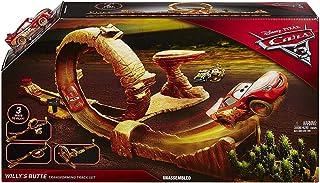 Disney Cars Disney/Pixar Cars 3 Transforming Winter Willie's Butte Playset