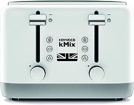 Kenwood kMix, 4 Slice Toaster, TFX750WH, Cool White