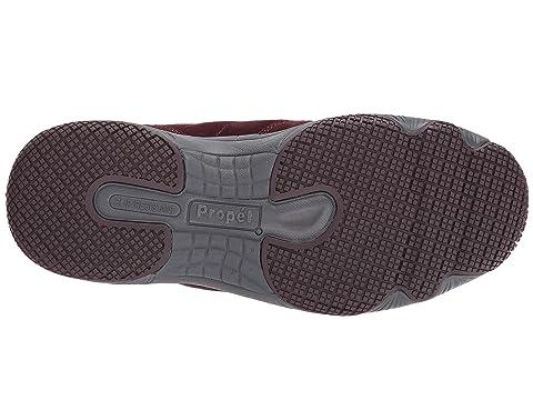 Propet Wash & Wear Slip-On II Merlot Suede Best Prices Cheap Online Cheap Sale Deals Online Shop GHxuiRf1J