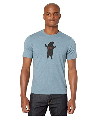 Prana Bear Squeeze Journeyman (Blue Note Heather) Men