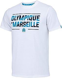 Olympique de Marseille - Camiseta oficial para hombre, talla