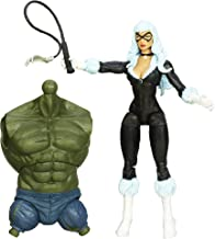 Marvel The Amazing Spider-Man 2 Marvel Legends Infinite Series Skyline Sirens Action Figure Black Cat, 6 Inches