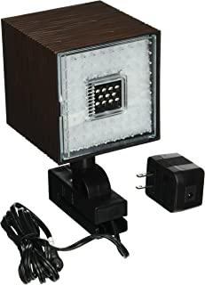 Fluval Filter/Light Cube with Transformer and Media Replacement for Fluval Chi 19L Aquarium Kit