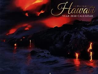 Long's 2020 Twelve Month Hawaii Calendar + Bonus Postcard (Big Island)
