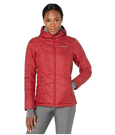 Columbia Heavenly Hooded Jacket (Beet) Women