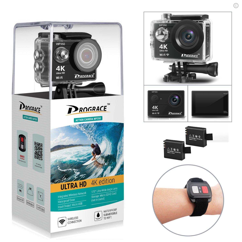 Camera Action Waterproof 4K Accessories