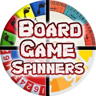 Board Game Spinners