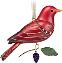 Hallmark Keepsake Christmas Ornament 2019 Year Dated The Beauty of Birds Summer Tanager